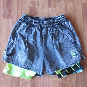 Vintage Nike Agassi Challenge Court Shorts Medium